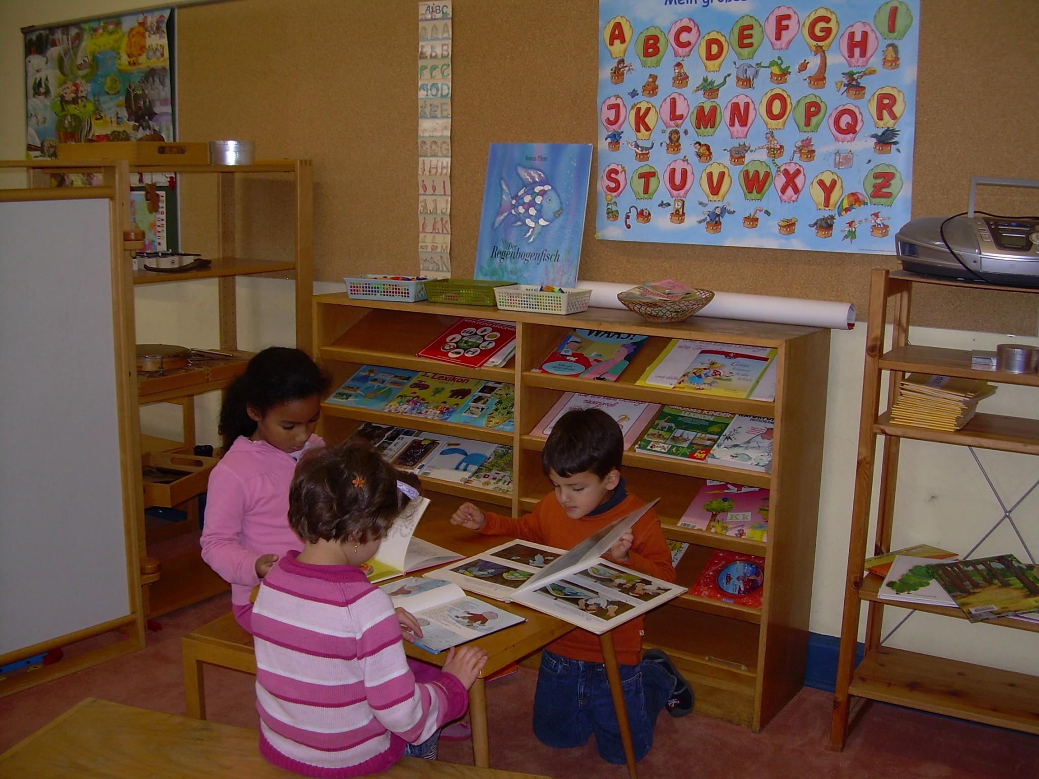 Vorschule – Schule Lutterothstraße